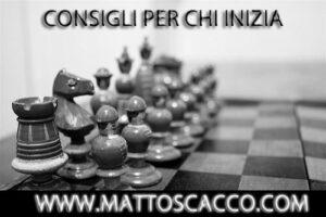 consigli di scacchi