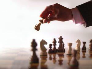 l'infilata negli scacchi