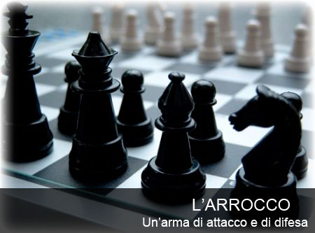 arrocco di scacchi