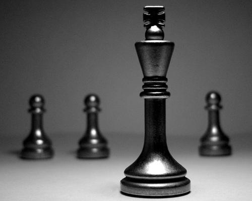l'opposizione scacchi