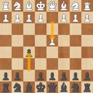 difesa per il nero di scacchi