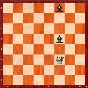 infilata partita di scacchi